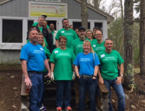 Eversource Comes to Camp